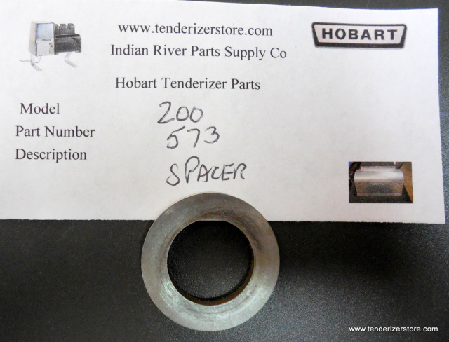 "Hobart Steakmaster 200 573 .140"" Spacer Sold By The Each , Lots Of Five, Lots Of Ten"