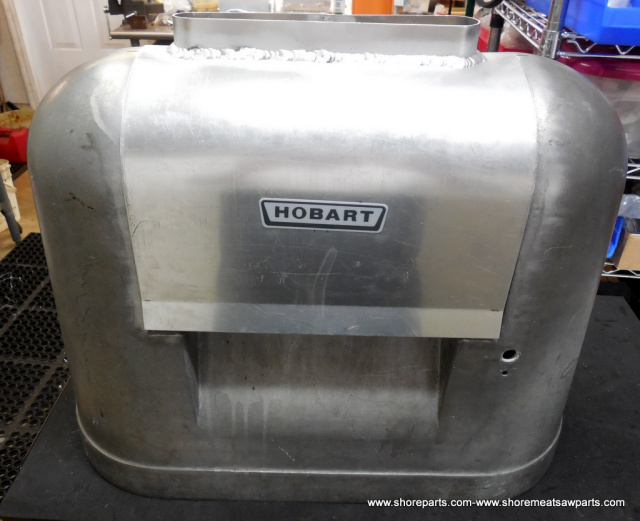Hobart Steakmaster 400-401 -Aluminum Safety Cover Part 740