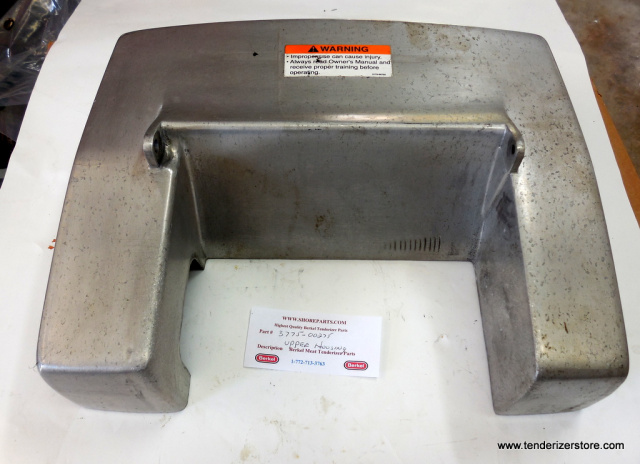 Berkel 705 Meat Tenderizer 01-403775-00001 Upper Housing Unit Used
